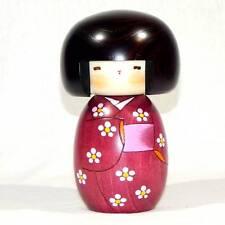 Japanese Kokeshi Doll - Hanazono