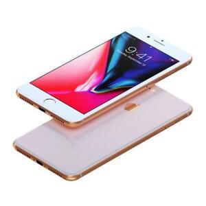 "Apple iPhone8+ 8 plus 256gb 5.5"" Gold Latest Smartphone Cod Agsbeagle"