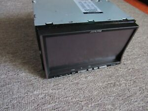Alpine INA-W900 7 inch Car DVD Player/GPS Navigation