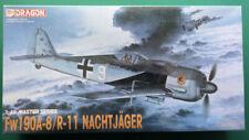 Dragon 1:48 Focke-Wulf Fw.190A-8/R-11 Nachtjäger Kit Nr. 5514