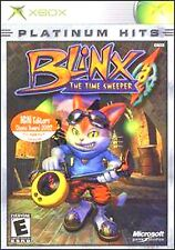 Blinx: The Time Sweeper  (Xbox, 2002) BRAND NEW SEALED