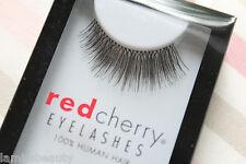 Red Cherry THERESE #205 falsche künstliche Echthaar-Wimpern Wimpernverlängerung