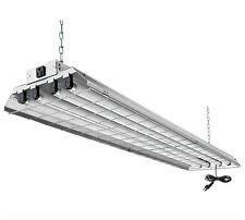 Lithonia Commercial Shop Garage Fluorescent Light Ceiling Lighting Lamp Fixture