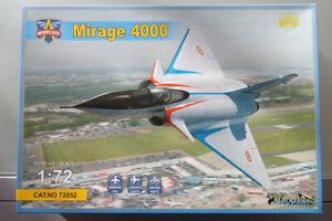 Modelsvit 1/72 Mirage 4000