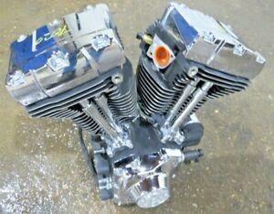 2003 HARLEY DAVIDSON FLHTCI, ENGINE MOTOR BLOCK *RUNS GOOD* (OPS7020)