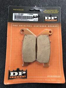 DP948 Sintered Brake Pads Suit Harley Davidson. 09-13 XL 883 Iron (FRONT ONLY)