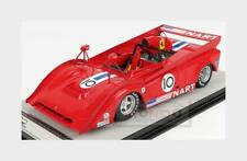 1:18 Tecnomodel Ferrari 712 can-am NART #10 Watkins Glen 1974 Redman tm18-225d