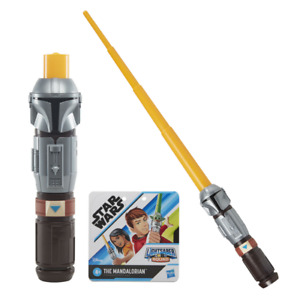Star Wars Lightsaber Squad The Mandalorian - Roleplay Toy