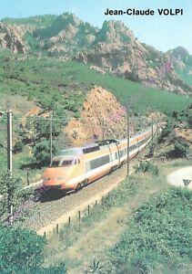 CP Train T. G. V. South Is IN L'Esterel