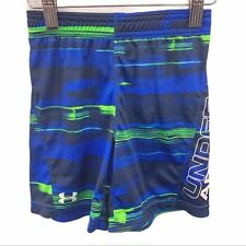 Under Armour blue athletic shorts 4T