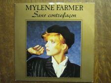 MYLENE FARMER 45 TOURS FRANCE SANS CONTREFACON 3