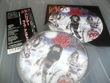 SLAYER -LIVE UNDEAD- VERY HARD TO FIND JAPANESE PRESS WITH OBI CD MINI LP THRASH