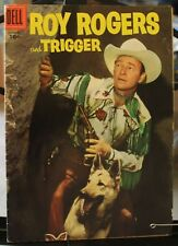 Roy Rogers and Trigger NO. 109 January 1957 Dell Comics