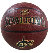 """Spalding TF-1000 SSAC Basketball 29.5"""" NFHS Indoor Elite Play Composite Leather"""
