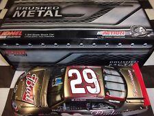 Kevin Harvick #29 Budweiser 2011 Impala Action 1:24 scale NASCAR Brushed Metal