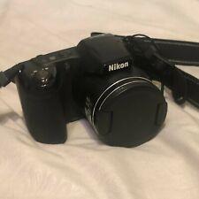 Nikon COOLPIX L810 16.1MP Digital Camera - Black Great Condition