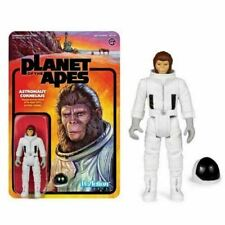 Super7 Reaction Planet of The Apes Astronaut Cornelius Action Figure