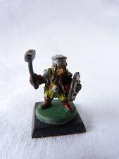 D&D - WARHAMMER - CITADEL - Ancien guerrier nain Ral Partha TSR 1990 - 1