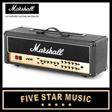 MARSHALL JVM210H GUITAR AMP HEAD NEW MODEL - JVM 100 WATT TUBE AMPLIFIER - NEW