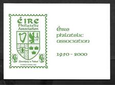 2000   f      EIRE PHILATELIC ASSOCIATION 50TH ANNIVERSARY         Post Card