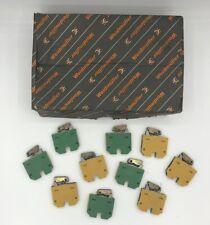 10 Stück WEIDMÜLLER Reihenklemme Typ EK 2.5N -047436 NEU