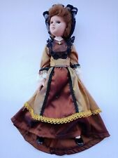 Vintage & Antique Beautiful Small Bisque Cute Girl Doll Made In China Art Decor
