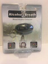 Excalibur 681-Cs Alcohol Breath Tester Keychain w/Digital Timer & Led Flashlight