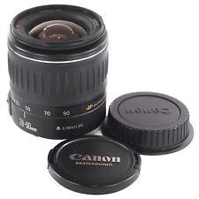 Canon EF 28-90 mm USM pour EOS 3 650D 60D 550D 70D 6D 5D II III 7D 760D 80D 1200D