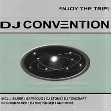 Hiver & Hammer DJ convention 2001: Enjoy the trip (mix) [2 CD]