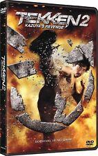 """Kosugi Kane """"Tekken 2: Kazuya's Revenge"""" 2014 Thai Action Region 3 DVD"""