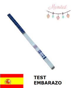 Test de Embarazo ultrasensibles 10mlU/mL y Test de Ovulacion
