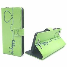 Protective Cover For Wiko Lenny 3 Be Happy Green Bag Case Armor Glass 9H
