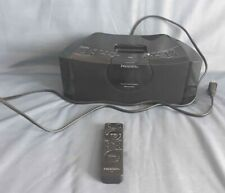 Emerson Research iC200BK Alarm Clock Radio with iPod Dock MP3 Aux Jack SmartSet