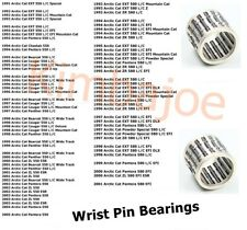 1991-2005 Arctic Cat 550 580 Sleds Listed Wrist Pin Bearings