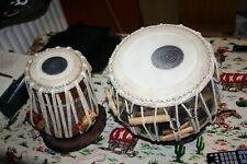 More details for tabla drum set - 1 is jas -- tabla set with pillows