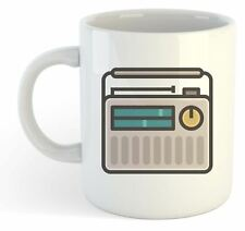 Geek Mug - Portable Radio Transitor