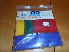 Clip &Fix  Verschlussclips