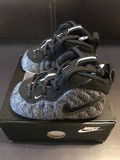 9cc11f525ed Nike Lil  Posite Pro CB Crib Sneaker TD Toddler Size 3c Dark Grey 643145 008