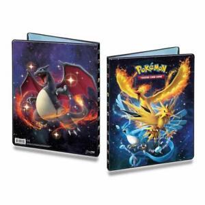 Pokemon Portfolio DESTINO SFUGGENTE Album carte 10 pag da 9 tasche