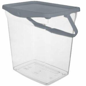 ORION Behälter Aufbewahrungsbox für Waschpulver Spülmaschinentabs Waschmittel Wä