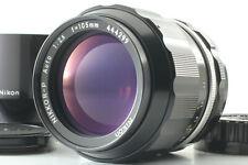 【MINT w/ Hood】 Nikon Nikkor P Auto 105mm f2.5 MF Non Ai Lens from JAPAN #0460