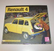 Renault 4 Renault R4 - Schrader Typen Chronik!