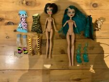 Monster High Dolls - 2 Doll Pack Nefera and Cleo