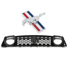2013-2014 Ford Mustang Boss 302 GT Grille Upper Radiator Grill & Emblem OEM NEW