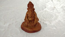 Small Figurine Religious Ghanesh Lord of Fortune Luck Prosperity Room Decoration