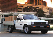 MITSUBISHI TRITON L200 1997-2006 WORKSHOP SERVICE REPAIR MANUAL
