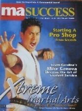 3/03 MARTIAL ART SUCCESS MAGAZINE MIKE GENOVA BLACK BELT KARATE KUNG FU