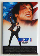 Rocky 5 FRIDGE MAGNET (2 x 3 inches) movie poster boxing sylvester stallone V