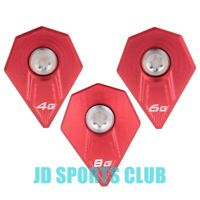 1pc Red New F9 Driver Golf Weight for Cobra F9 Driver 4g 6g 8g for choose
