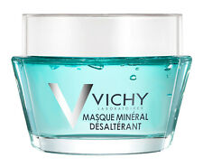 Vichy QUENCHING MINERAL Dry Skin Vitamin B3 Face/Facial MASK 15ml TRAVEL SIZE